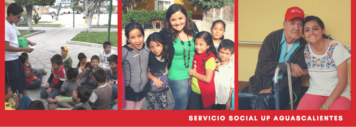 Servicio Social UP Aguascalientes