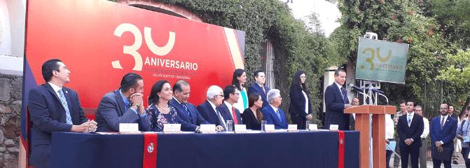 UP Ags 30 aniversario mejor universidad Aguascalientes