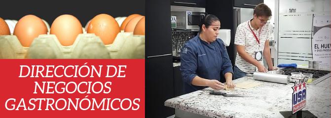 UP Aguascalientes seminario huevo negocios gastronomicos