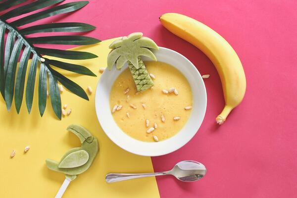 Creatividad alimentos ESDAI