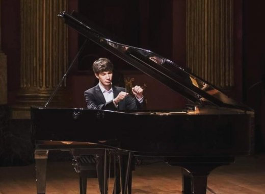Pianista EBA UP