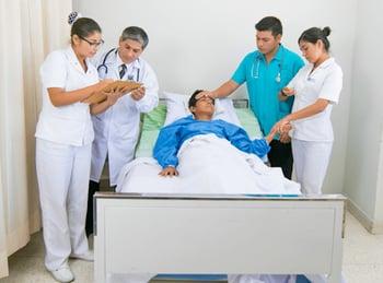 medicina y enfermeria