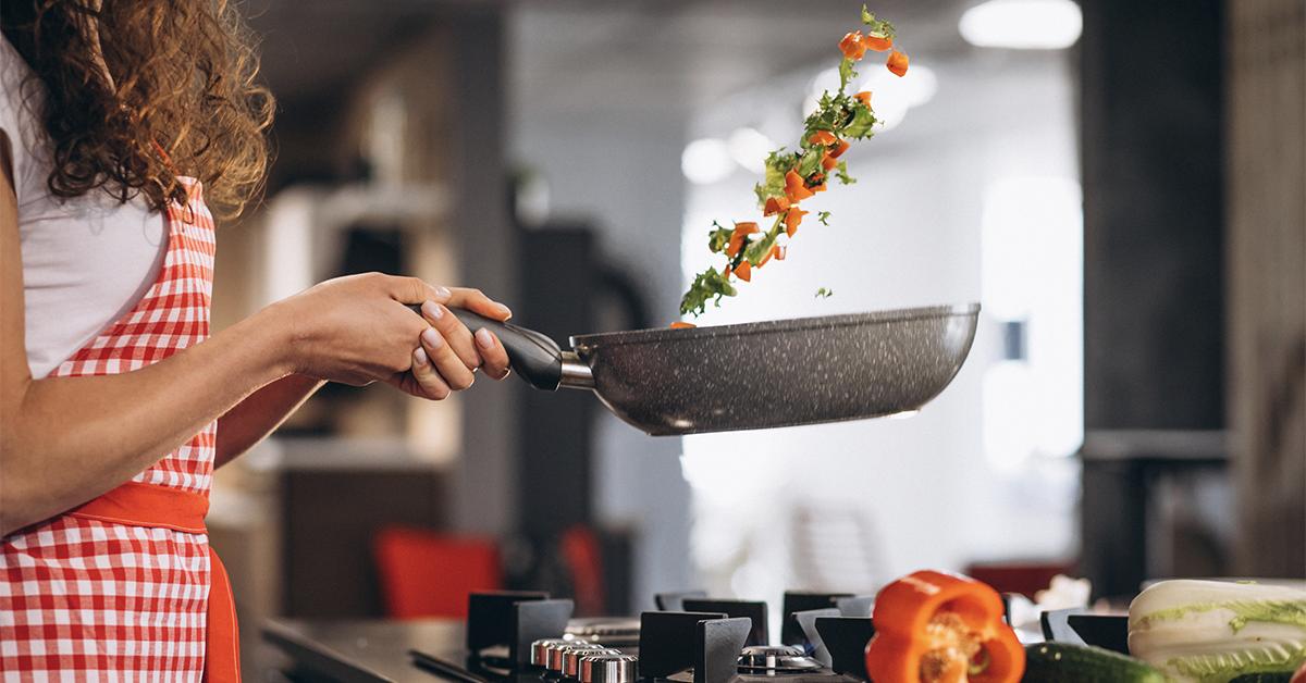 Cómo aprender a cocinar en la adolescencia