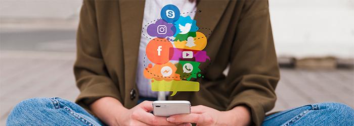 ¿Cuál es la influencia del uso de las redes sociales en las adolescentes?