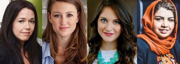 Inspírate con la historia de estas 4 jóvenes emprendedoras