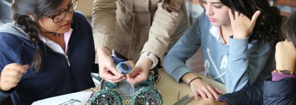 ¿Por qué son importantes las mujeres en la robótica?
