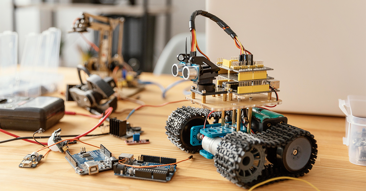 La importancia de un taller de robótica en la preparatoria
