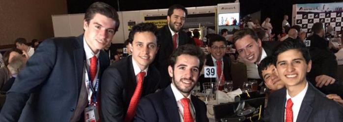 Panteras Racing triunfa en el mundial de F1 in Schools