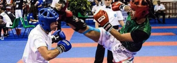 Actuación exitosa en el mundial de kickboxing